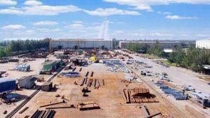 Nổ lớn tại nhà máy Lilama, 1 người chết, nhiều người bị thương