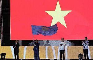Việt Nam chính thức nhận cờ đăng cai SEA Games 31