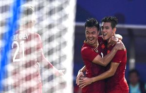La Liga và Bundeslia đồng loạt gửi lời chúc mừng U22 Việt Nam