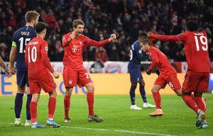 Mourinho cùng Tottenham ăn trái đắng trên sân Bayern