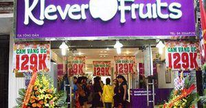 Cần làm rõ Klever Fruits có bán hàng trốn thuế?