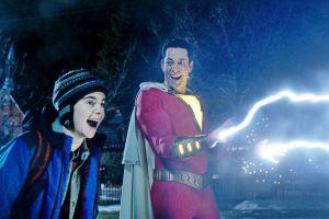 Siêu anh hùng hài hước Shazam tái ngộ khán giả năm 2022