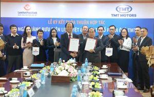 LienVietPostBank và TMT ký thỏa thuận hợp tác