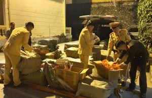 Hà Giang: Bắt giữ đối tượng vận chuyển gần 1 tấn pháo nổ
