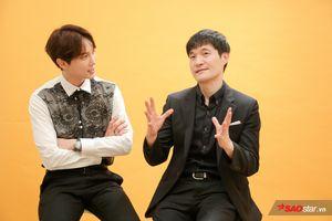 Park Jung Min muốn hẹn hò với phụ nữ Việt Nam, dự tái xuất cùng SS501