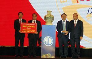 Thủ tướng Nguyễn Xuân Phúc dự Lễ kỷ niệm 120 năm thành lập huyện Đại Lộc