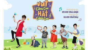 Chương trình âm nhạc tương tác đầu tiên cho trẻ em
