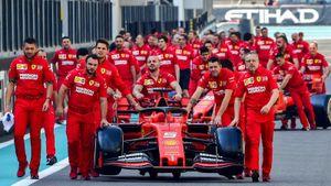 Ferrari muốn đào tạo nữ tay đua F1
