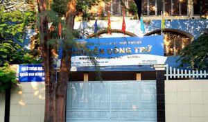 'Lùm xùm' tiêu cực tại Trường THPT Nguyễn Công Trứ: Hiệu trưởng né tránh chỉ đạo?