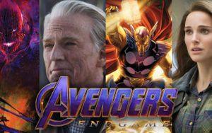 Avengers: Endgame - Tiết lộ lớn nhất từ kịch bản của bộ phim!