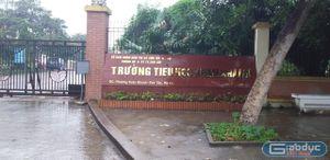Không khởi tố vụ án hình sự vụ phụ huynh ở Xuân Khanh bị đe dọa tạt a-xít