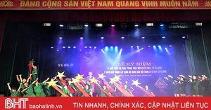 Thị xã Hồng Lĩnh kỷ niệm 75 năm thành lập Quân đội nhân dân Việt Nam
