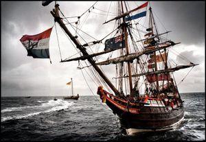 Thủy binh chúa Nguyễn đã đánh bại pháo hạm Hà Lan như thế nào?