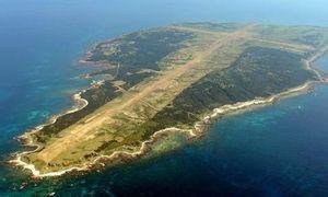 Đảo nhỏ của Nhật có thể trở thành 'tàu sân bay không chìm' của Mỹ