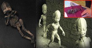Tiết lộ cực sốc người ngoài hành tinh thình lình xuất hiện ở Nga?