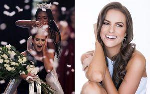 Bỏ thi bikini, nhưng nhan sắc của cô gái Tiến sĩ vừa đăng quang Hoa hậu Mỹ 2020 vẫn gợi cảm vô đối