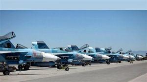 Hình ảnh cả phi đội 'máy bay Nga' huấn luyện tại Mỹ