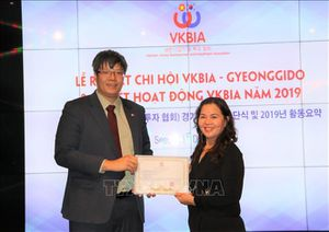 Tăng cường kết nối đầu tư Việt Nam - Hàn Quốc