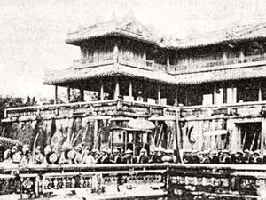 Ngọ Môn - Biểu tượng kiến trúc cung đình Huế