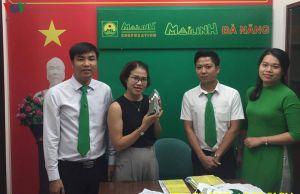 Lái xe Mai Linh Đà Nẵng trả lại gần 260 triệu đồng khách bỏ quên