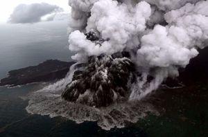 Sóng thần từ núi lửa Anak Krakatoa có thể cao tới 150 mét