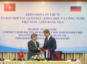 Phát triển quan hệ hợp tác về khoa học và công nghệ Việt Nam - LB Nga