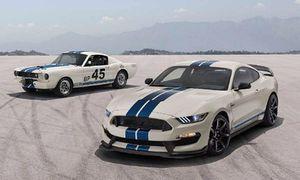Ra mắt Ford Mustang Shelby GT350 và GT350R bản đặc biệt