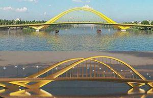 Thừa Thiên – Huế: Lấy ý kiến cộng đồng về phương án thiết kế kiến trúc Cầu vượt sông Hương