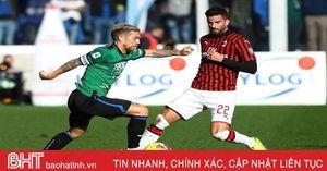 Milan nhận thất bại lịch sử!