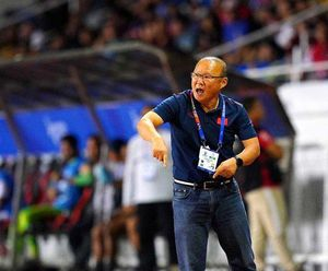 Vì sao HLV Park Hang Seo không về cùng ĐT U23 Việt Nam?