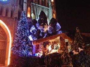 Top 4 nhà thờ đón Giáng sinh đẹp nhất Nam Định