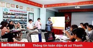 Tài chính vi mô Thanh Hóa tăng cường hợp tác quốc tế, vì mục tiêu phát triển cộng đồng