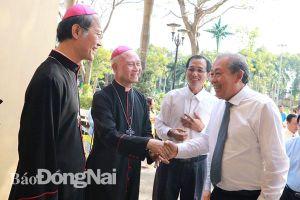 Đồng bào Công giáo thi đua sống 'tốt đời- đẹp đạo'