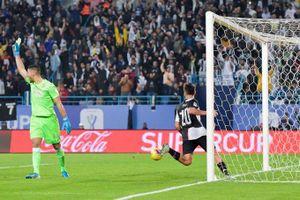 Juventus 1-3 Lazio: Ronaldo tịt ngòi, Juventus cay đắng nhìn Lazio vô địch Siêu Cúp Italia