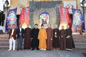 Gắn kết khối đại đoàn kết tôn giáo
