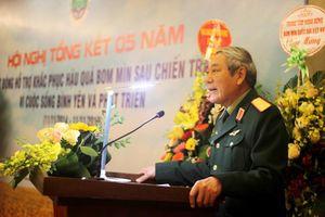 800 ngàn tấn bom mìn sau chiến tranh còn sót lại ở Việt Nam