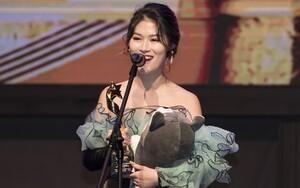 Ngọc Thanh Tâm vinh dự sang Hàn Quốc nhận giải thưởng World Star Awards 2019