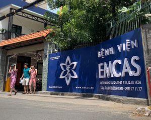BV Kangnam và EMCAS rớt hạng chất lượng sau tai biến làm chết người
