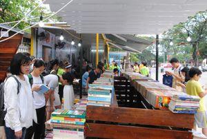 'Khai tử' đường sách duy nhất ở Huế
