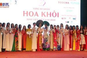 Chiêm ngưỡng 80 nữ sinh miền Trung tham gia cuộc thi Hoa khôi sinh viên