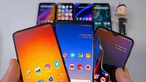 Loạt smartphone giá rẻ được yêu thích nhất năm 2019