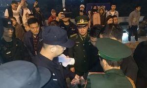 Bắt 15 đối tượng truy nã người Trung Quốc