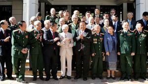 70 năm Quân tình nguyện và chuyên gia Việt Nam giúp Lào: Mãi là biểu tượng của tình đoàn kết