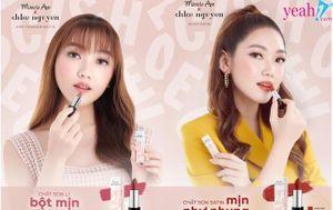 Ấn tượng 6 màu son trong BST son mới của hai beauty blogger An Phương và Chloe Nguyễn