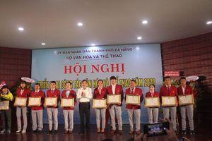 Đà Nẵng thưởng 337,5 triệu đồng cho các VĐV SEA Games 30