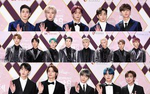 Trực tiếp thảm đỏ 'KBS Gayo Daechukjae 2019': NU'EST, TXT, ASTRO và NCT 127