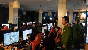 Hà Nội: Cơ quan chức năng gặp khó khi xử lý quán game hoạt động xuyên đêm
