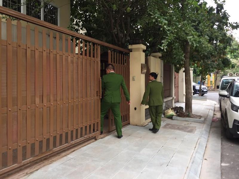 Chánh văn phòng Thành ủy Hà Nội liên quan Nhật Cường thế nào?