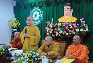 Ban Phật giáo Quốc tế T.Ư tổng kết Phật sự 2019