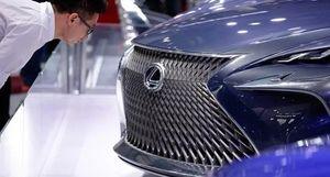Áp đặt giá bán Lexus, Toyota bị Trung Quốc phạt 12,5 triệu USD